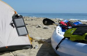 Waterproof-USB-Solar-Charger